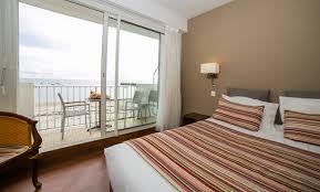hotel chambre avec bretagne chambres familiales de l hôtel de la plage pour 3 4 ou 5