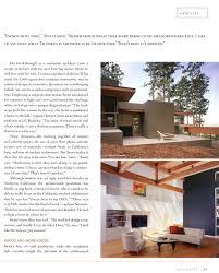 kudos home design inc design for living magazine 2007