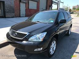 2008 lexus rx 350 engine for sale 2008 lexus rx 350 awd in black onyx for sale 079526