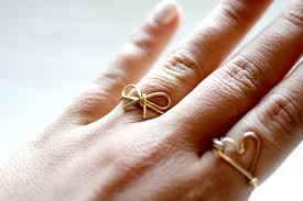metal wire rings images Netbuddys 40 must see diy rings jpg