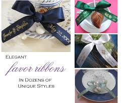 personalized ribbon for favors personalized ribbons favor ribbon custom ribbon wedding ribbon