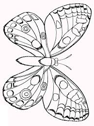 butterfly coloring pages butterfly coloring pages download and print butterfly coloring pages