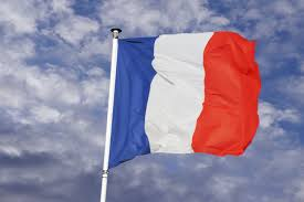 The France Flag Free Images Sky Wind Country France Blue Tricolor Red Flag