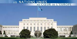siege des nations unis les nations unies united nations au plais des nations a geneve