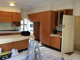 spray painting kitchen cabinets sydney kitchen cabinets built ins castle painting
