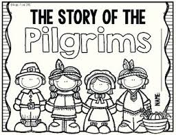 the story of the pilgrims a thanksgiving book by angie neal tpt