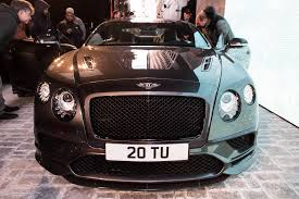 turquoise bentley an up close look at bentley u0027s 209 mph continental supersports