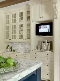 tv in kitchen ideas the 25 best kitchen tv ideas on wood mode tv in