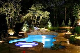 Houston Landscape Lighting Led Outdoor Landscape Lighting Houston Dallas Tx Mik Solutions