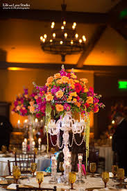Indian Wedding Reception Themes by Puja And Deepak Indian Wedding Tpc Jacksonville Suhaag Garden