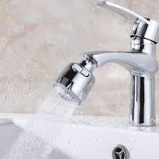 Kitchen Faucet Accessories Kitchen Faucet Aerator 360 Swivel Aerator Kitchen Sprayer Water