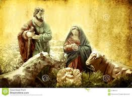 cards nativity royalty free stock photography