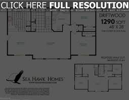 Walk In Basement Ranch House Floor Plans With Walkout Basement Remodel Interior