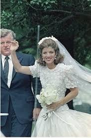 Caroline Kennedy S Children Caroline Kennedy U0027s Wedding Dress The Weddings Of America U0027s First
