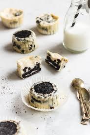 mini oreo cheesecakes pretty simple sweet