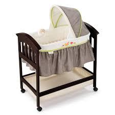 furniture simply white bassinet vs crib with mattress