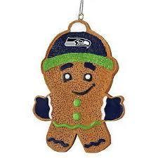 gingerbread ornaments ebay