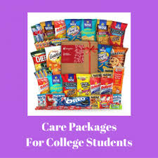 care package for college students list of care packages for college students more and more lists