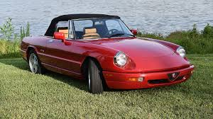 alfa romeo classic for sale 1991 alfa romeo spider veloce for sale near oviedo florida 32765