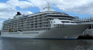 cruise ship the world ms the world itinerary schedule current position cruisemapper
