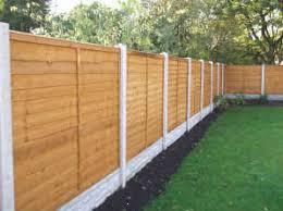 Types Of Fencing For Gardens - fencing u2013 darleypropertyservices