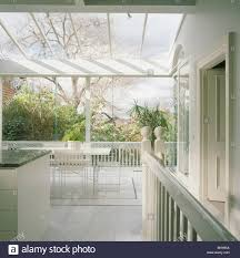 modern kitchen extensions large modern white kitchen dining room extension with glass roof