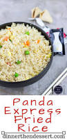 A Kitchen In Black And White Panda S House by Panda Express Fried Rice Copycat Dinner Then Dessert