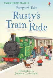 rusty train farmyard tales rusty u0027s train ride u201d at usborne children u0027s books