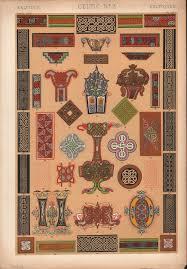 celtic no 2 print grammar of ornament owen jones