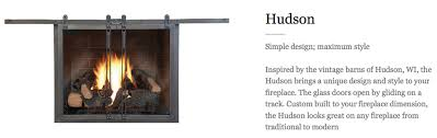 design specialties glass doors custom fireplace doors