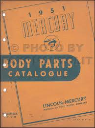 1949 1950 1951 mercury cd rom repair shop manual u0026 49 50 parts books