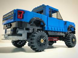 lego ford raptor images tagged with 75875 on instagram