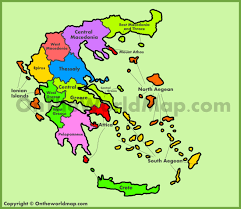 Greece Turkey Map by Greece Maps Maps Of Greece
