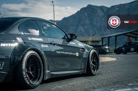 widebody cars bimmerboost drool worthy liberty walk lb performance black