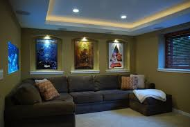 Home Theater Design Ideas Glamorous Home Theater Room Designs