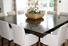 10 Seat Dining Room Table 10 Seat Dining Room Set Chair Dining Table Within Best Choice Of