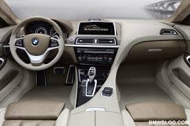 bmw 6 series interior bmw 6 series coupe concept the interior