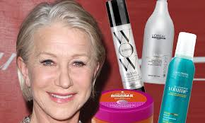 what enhances grey hair round the face grey haircare the products you need to make grey look glam