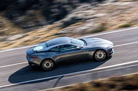 aston martin rapide 2017 2017 aston martin db11 official images leaked before gims