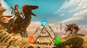 best ark scorched earth 4k 8k wallpapers hdwallpapers88