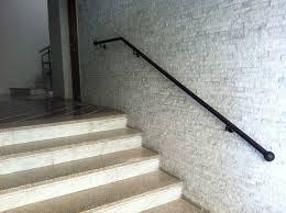 corrimano per esterno corrimano in ferro battuto per scale interne trendy with