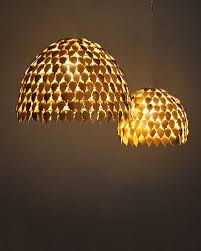 Coconut Shell Chandelier Lighting Co Creative Studio