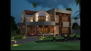New Contemporary Home Designs In Kerala Beatiful Kerala Home Contemporary Youtube