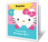 birthday cards for kids print free at blue mountain