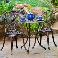 Iron Patio Table Set Bistro Table Sets For Sale Wrought Iron Patio Furniture