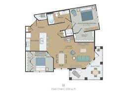 Double Master Bedroom Floor Plans two bedroom