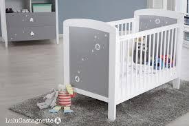 chambre bebe gris blanc ourson lit bebe a barreaux gris blanc lit simple chambre