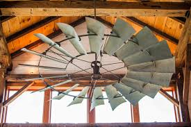where to buy a fan fixer upper windmill decor the harper house