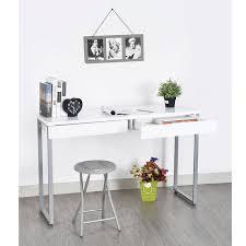 bureau pour travailler debout aingoo stand portable l112 w51 h76 5cm bureau pour bureau et
