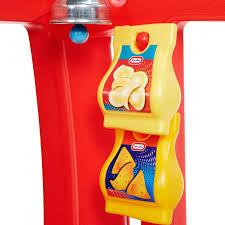ice cream food truck playhouse plastic toy set little tikes